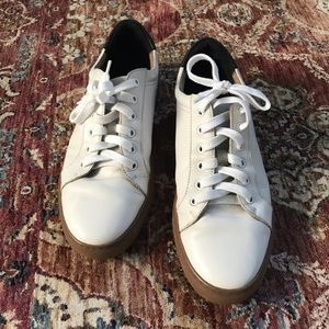 Banana Republic Genuine Leather Sneakers